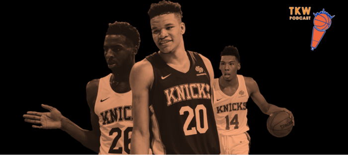 TKW Podcast: Kevin Knox is Jesus & Summer League Roundup