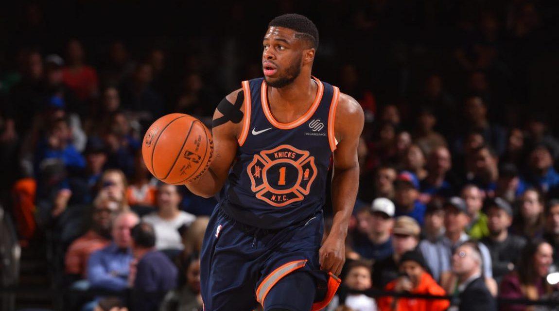 Emmanuel Mudiay's Latent Longevity Question on the Knicks