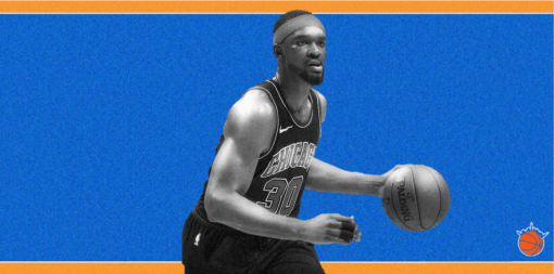 Is New York the End of the Road for Noah Vonleh?
