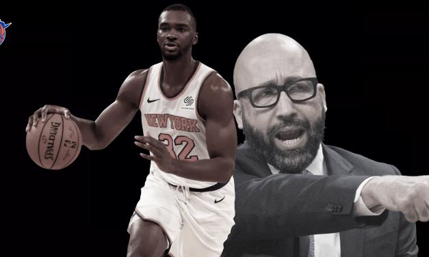 TKW Podcast: Frankie Point Guard, Knicks-Warriors Roundup & Fiz's Lineup Choices