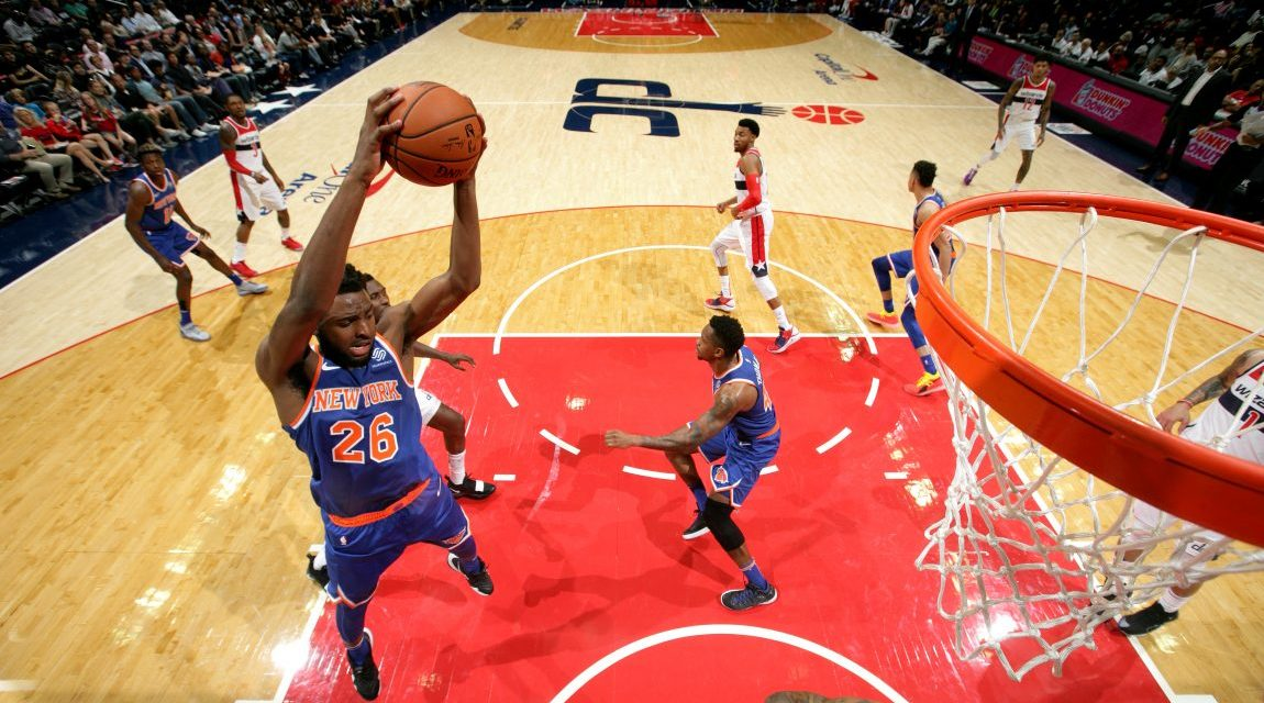 Lob City 2.0? The Mitchell Robinson Effect