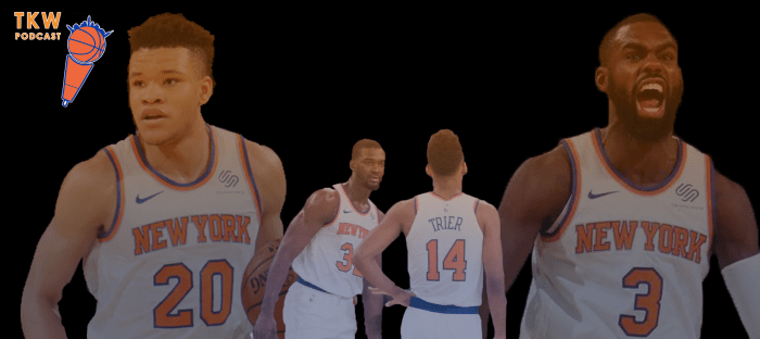 Hardaway's Big Game, Knox's Debut & New Look Knicks | TKW Podcast