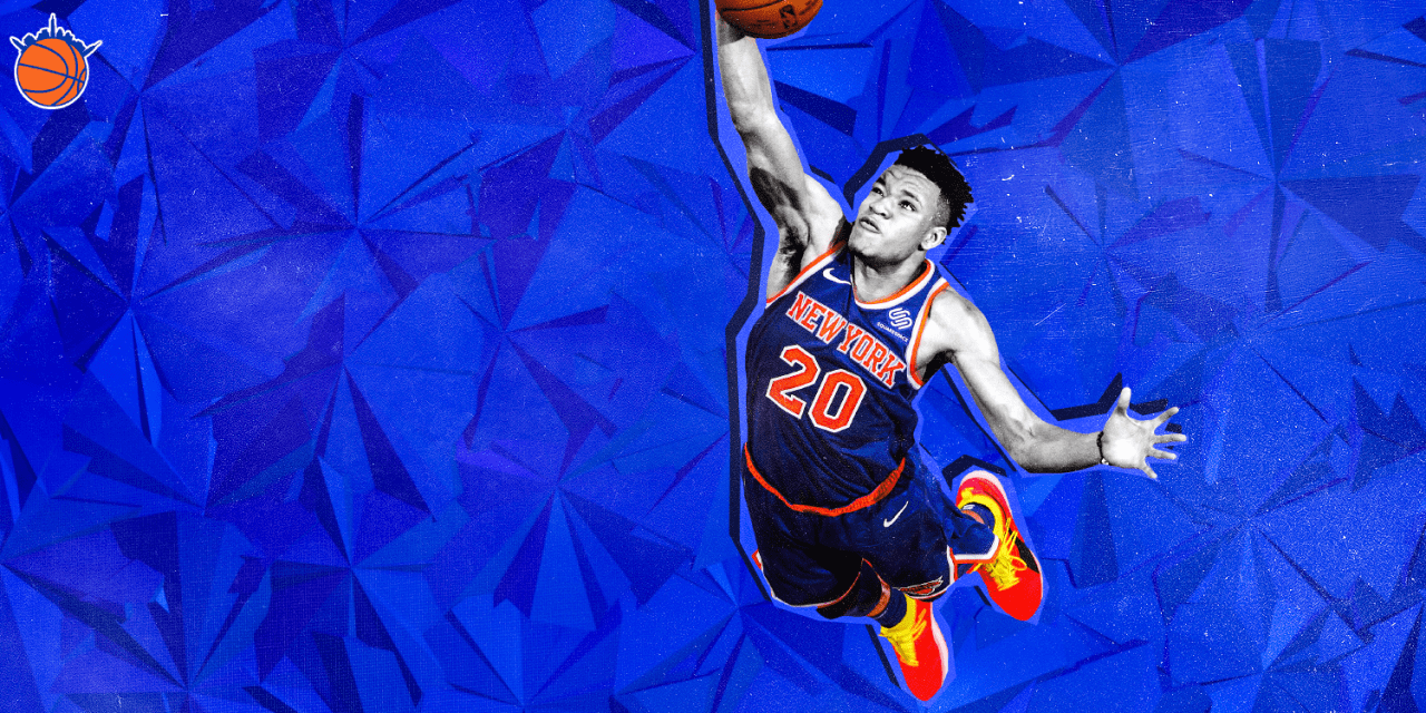 For Kevin Knox, Patience Is Key for the 19-Year-Old's Growth