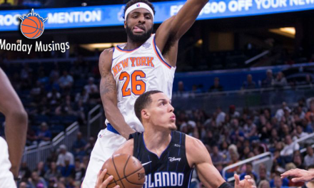 Monday Musings: Why Can't the Knicks Play Defense?