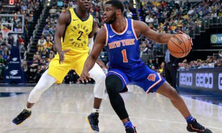 TKW Highlights: The Emmanuel Mudiay–Noah Vonleh Assists Show