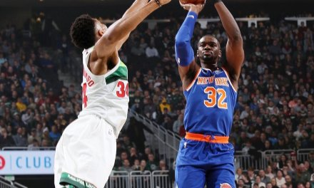 Knicks Fall to Bucks in Final Meeting