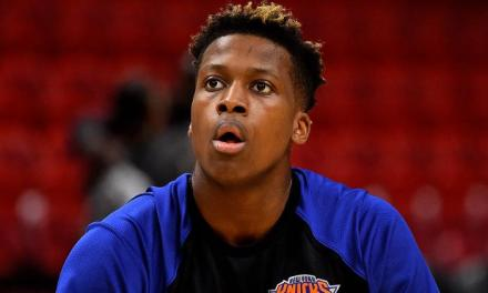 Knicks Front Office's Reported Disinterest in Frank Ntilikina Part of a Pattern of Deserting Draft Picks