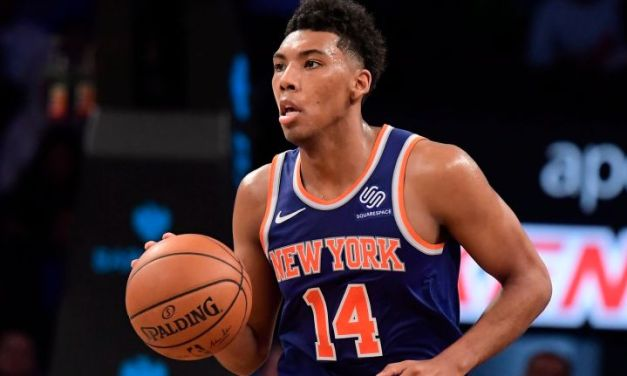 Knicks Will Sign Allonzo Trier to Two-Year Deal, Release Ron Baker