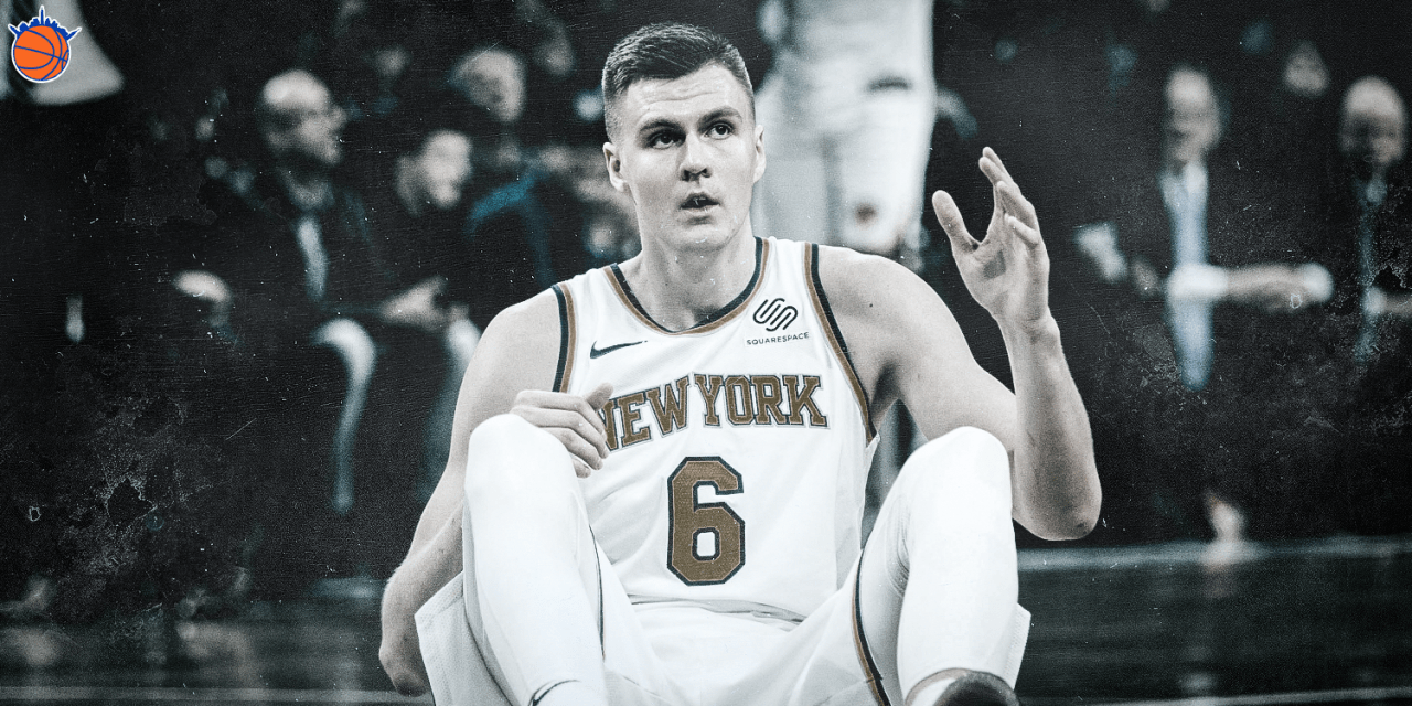 Can the Knicks Succeed If Kristaps Porzingis Isn't the Same Upon Return?