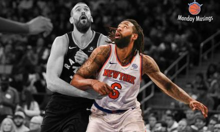 Monday Musings: Is DeAndre Jordan Helping the Knicks?