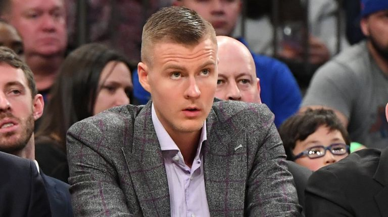 The Kristaps Porzingis Trade Was Never Plan A—But What's PlanB?
