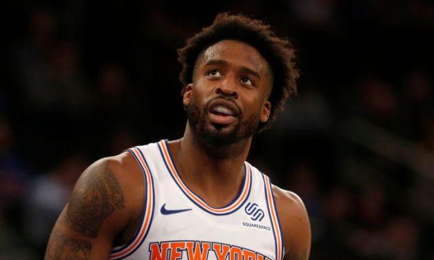 Report: Knicks Will Buy Out Wesley Matthews' Contract, Keep DeAndre Jordan [UPDATES]