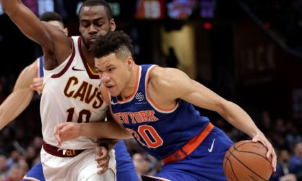 Knicks Hope to Break Losing Streak in Cleveland