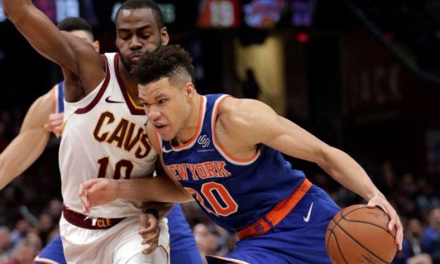 Knicks Hope to Break Losing Streak in Cleveland