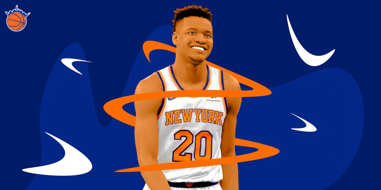 Kevin Knox Will Be the Knicks' Development Staff's Greatest Test