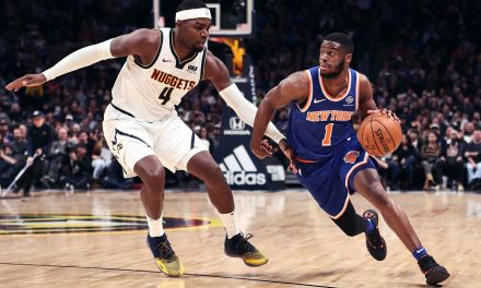 Knicks Continue Home Stand With Nuggets Matchup
