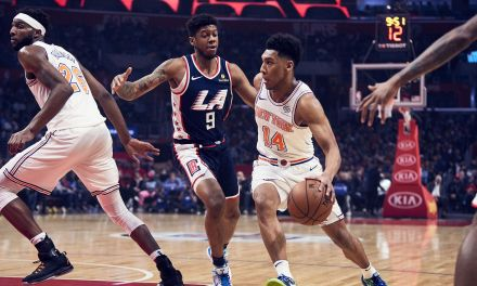 Knicks Look to Avoid 60-Loss Season, Face Overachieving Clippers