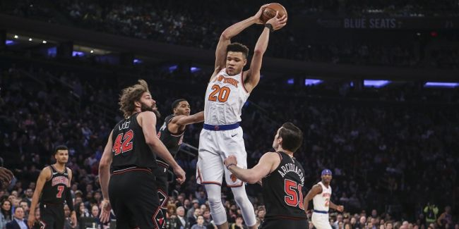 TKW Highlights: Birthday Boy Mitchell Robinson, Luke Kornet & Kevin Knox vs. Bulls