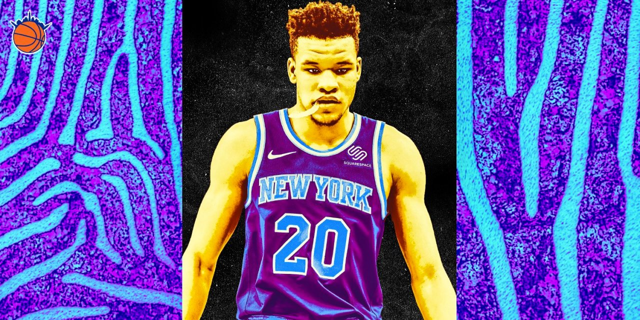 Kevin Knox: Where He's Been, Where He's At, Where He's Going