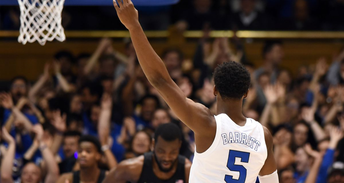 Podcast: TKW Draft SZN – Is RJ Barrett the man for the Knicks or a surprise?