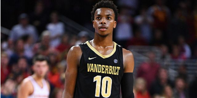 Knicks Will Conduct Last-Minute Workout with Vanderbilt's Darius Garland