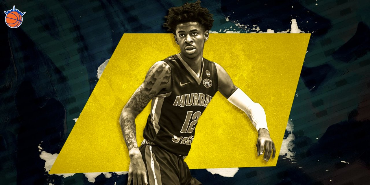 Ja Morant Is an Electric Guard Not Without Questions