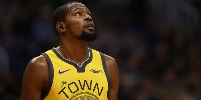 Kevin Durant Enters Unrestricted Free Agency, Declines His Player Option