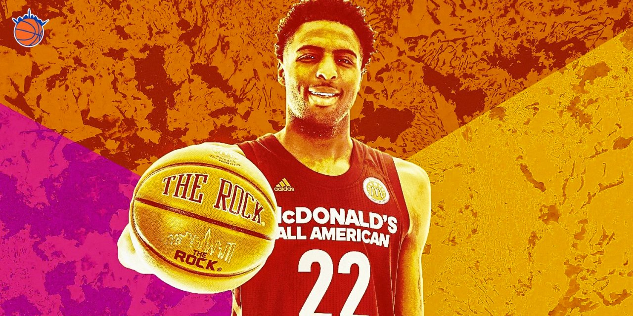Mitchell Robinson and the Unwitting Paradigm Shift for High School Prospects