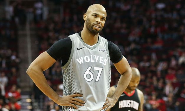 Knicks Free Agent Introductions: Taj Gibson