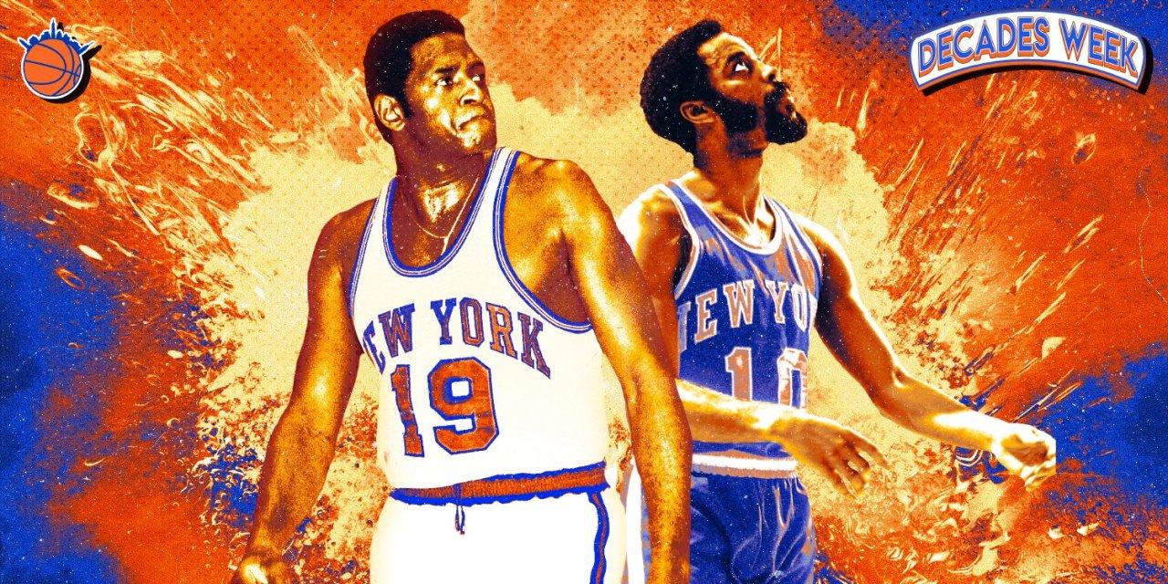 TKW All-Time Team: 1970's Knicks