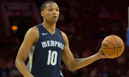 Knicks Sign Former Grizzlies Big Man Ivan Rabb to Two-Way Contract