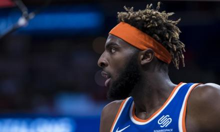 Mitchell Robinson Makes His Season Debut, Elfrid Payton to Start vs. Nets