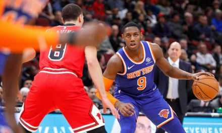 TKW Highlights: RJ Barrett Sets Career-High in Assists in Bulls Defeat