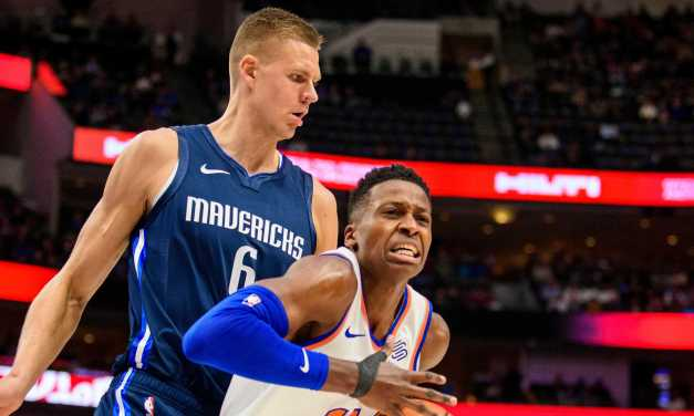 TKW Highlights: Frank Ntilikina Takes Over for Knicks Against Porzingis, Mavs