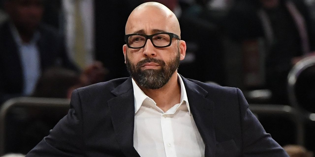 Head Coach David Fizdale Axed by Knicks Brass