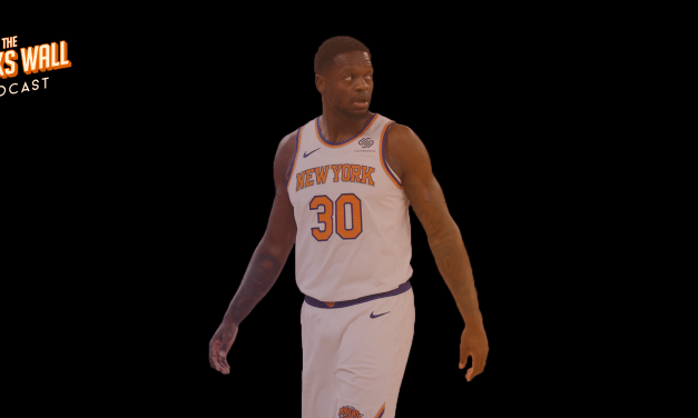 Podcast: Thanksgrieving with the Knicks!