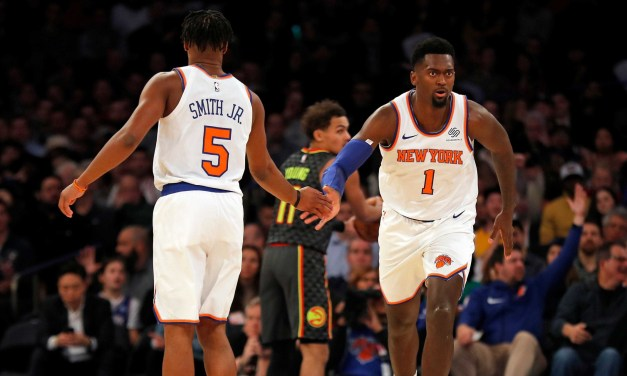 Podcast: Knicks Quick Hitters — The Hawks Were Really Bad