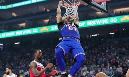Knicks' Bench Pushes Comeback Against Kings in Second Straight Win