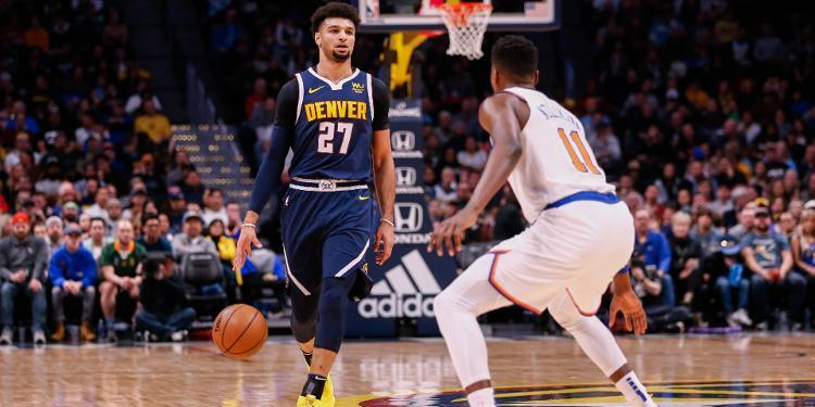 Too Little, Too Late for Knicks in Nuggets Matchup