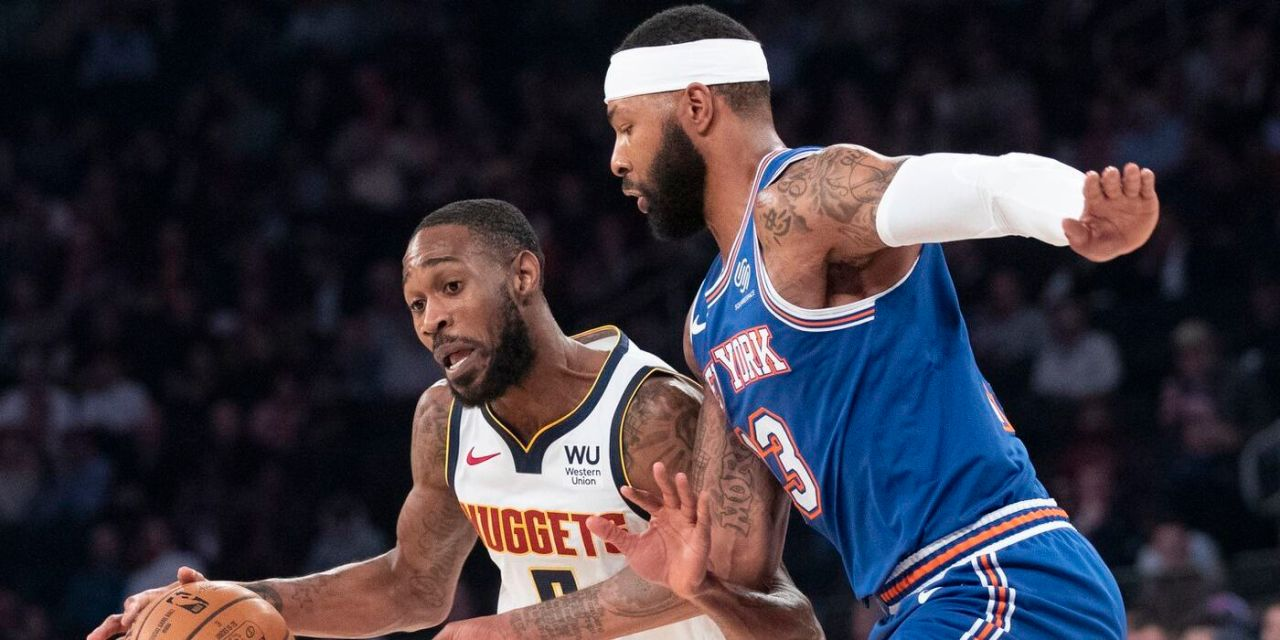 Knicks Finish Road Trip in Denver With Nuggets Rematch