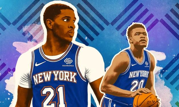 Which Knicks Novice Will Break the Charlie Ward Curse?