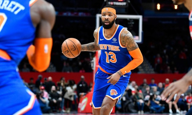 Knicks Agree to Trade Marcus Morris to Los Angeles Clippers