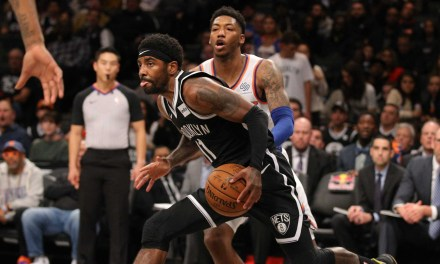 Knicks Host Nets in Last Meeting of the Season