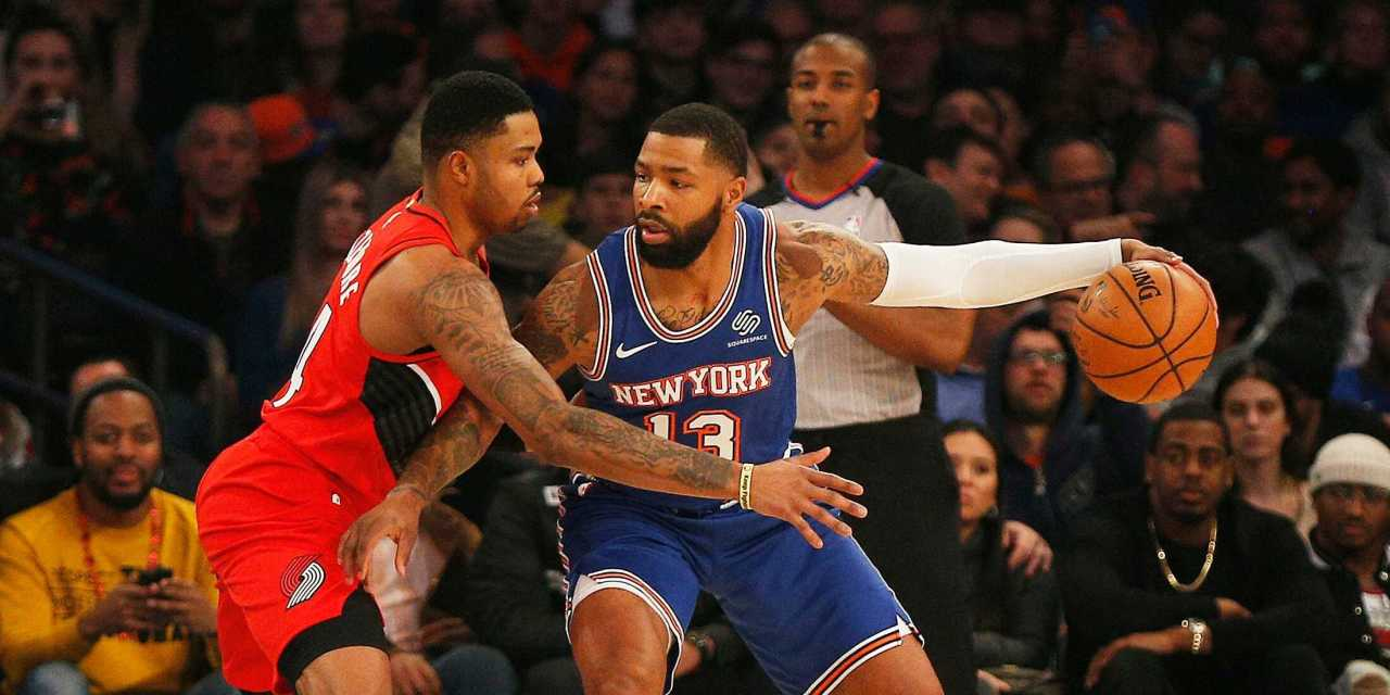 Knicks Open 2020 With Statement Win Over Blazers, Extend Streak to Three