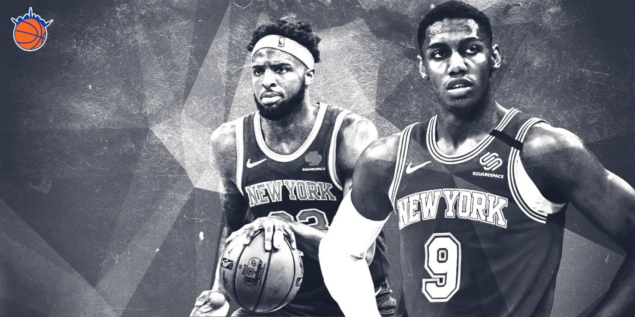 The Knicks, as an Organization, Are Still at Rock Bottom