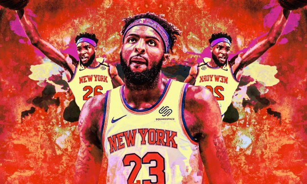 Mitchell Robinson Needs to Be in the Starting Lineup