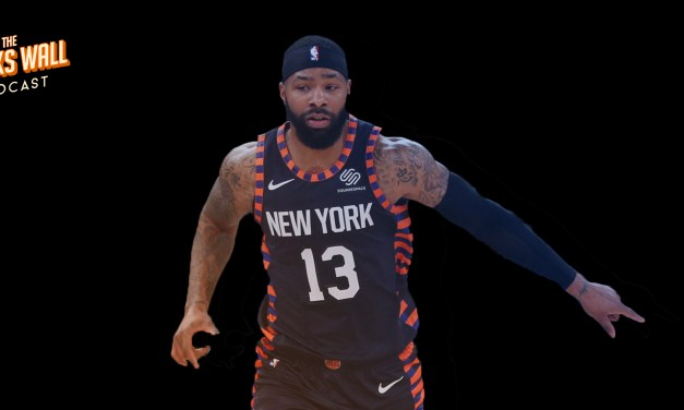 Podcast: The Young Knicks Can't Get On the Court