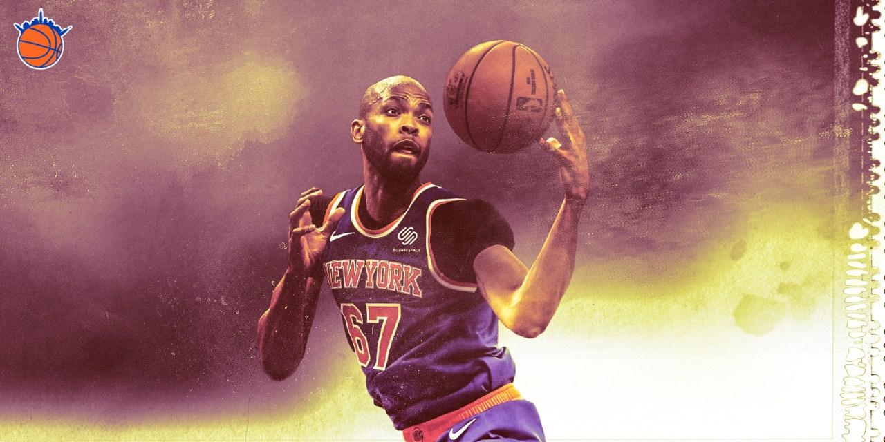 Why the Knicks Should Trade Taj Gibson