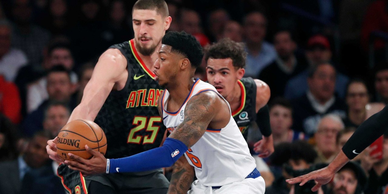 Knicks Look to Stay Hot, Capture Fifth Straight Win Against the Hawks