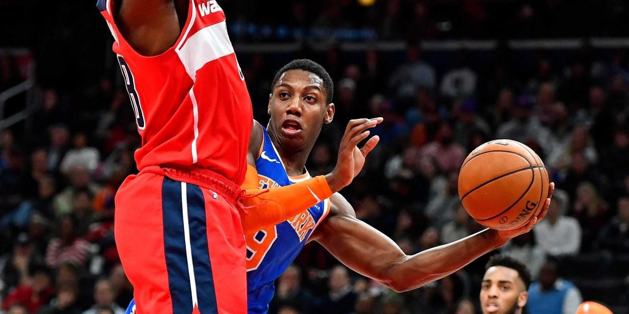Knicks Return Home, Take on Wizards Before All-Star Break